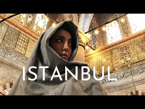 ISTANBUL: i quartieri che non avete mai visto   Vlog Turchia 🇹🇷