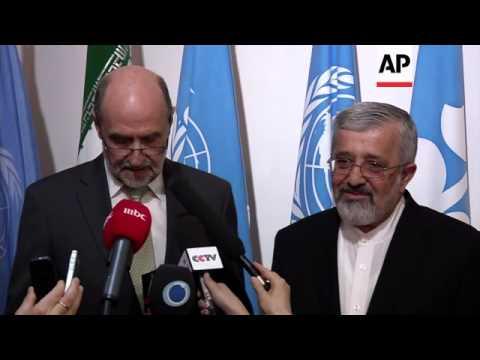 Stalemate at IAEA talks with Iran, EU's Ashton meets Iran's Jalili