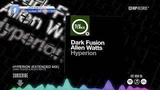 Dark Fusion & Allen Watts- Hyperion (Official Music Video) (HD) (HQ)