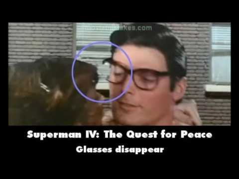 Superman IV The Quest for Peace 1987  movie mistake
