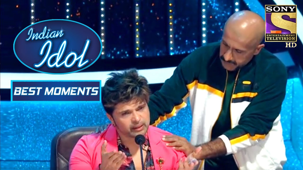 Download Himesh Breaks Into Tears After The Performance | Indian Idol Season 12 | Best Moments