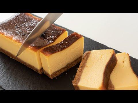 濃厚チーズテリーヌの作り方 Cream Cheese Terrine|HidaMari Cooking