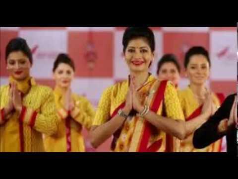 Frankfinn Institute commercial Indian short films Air Hostess  | chalte chalen lehron ke saath song