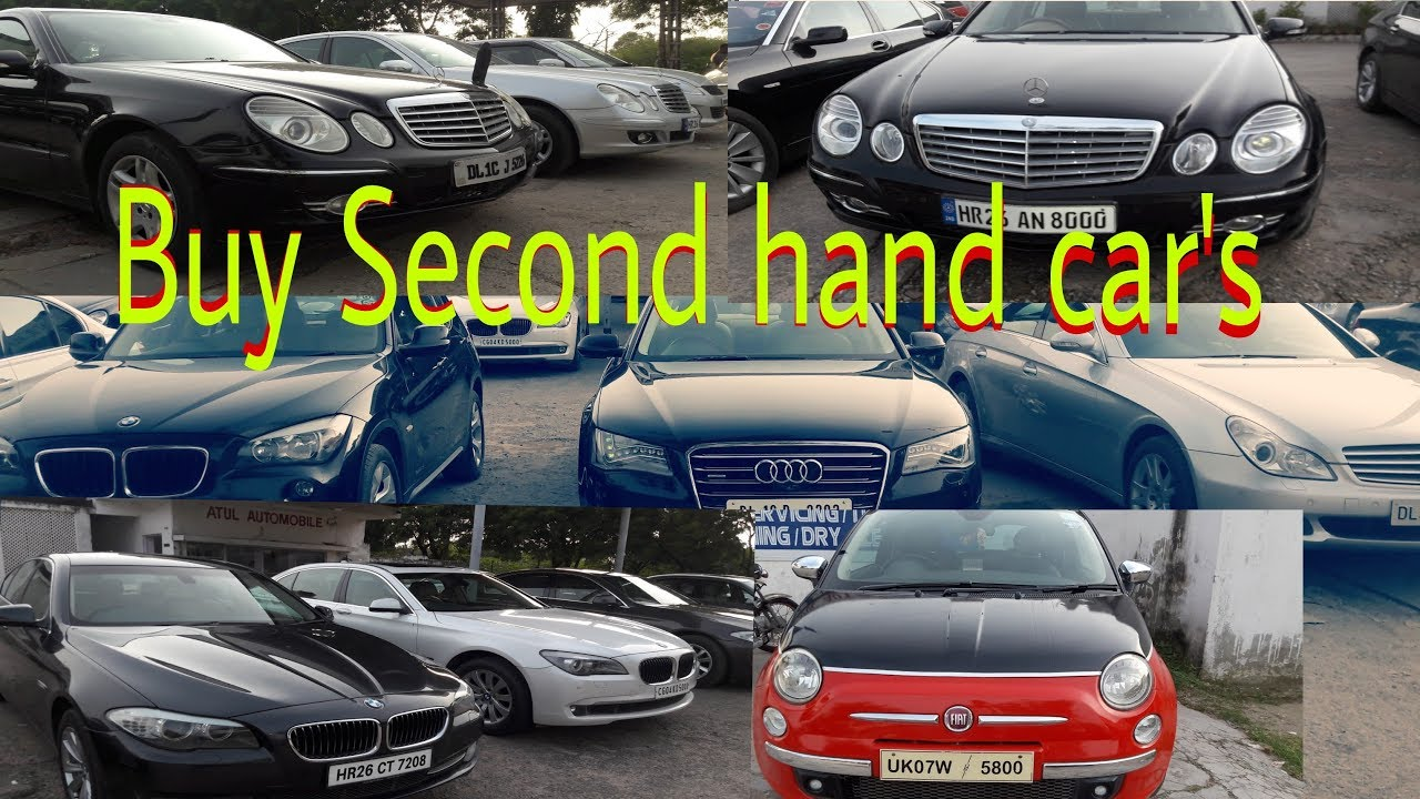 Buy Second Hand Luxury CarsCheap PriceAudi BMW Mercedes Benz - Audi car second hand