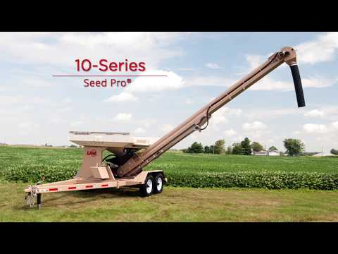 Seed Pro Bulk Box Carrier Seed Tender Features - YouTube