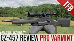 CZ457 Review Pro Varmint 22LR