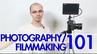 DSLR Basic Settings Tutorial - Photography/Videography 101