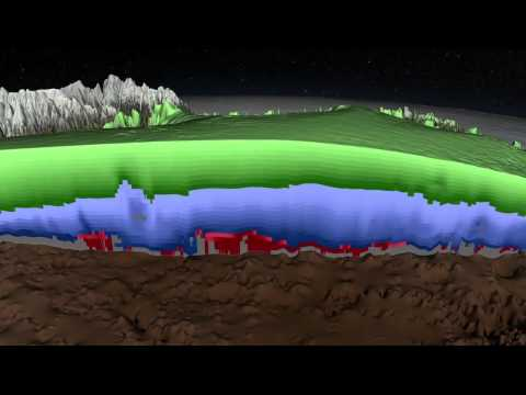 Greenland's Ice Layers Mapped in 3D - NASA Video