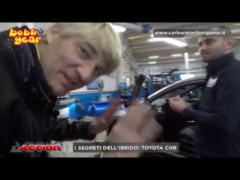I SEGRETI DELL'IBRIDO: TOYOTA CHR