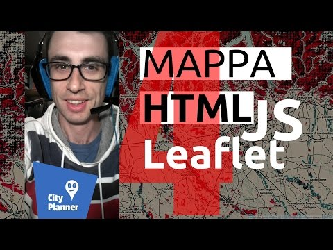 webgis tutorial con LeafletJS 4 : share your map (ITA)