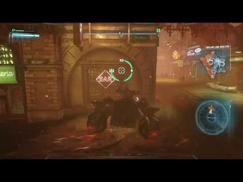 BatMan Arkham Knight( CloudBurst Tank Battle) HARD