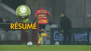 RC Lens - Tours FC (2-0)  - Résumé - (RCL - TOURS) / 2017-18