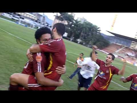 Gol de Jhonny Perozo Carabobo se ponía adelante 1x0.