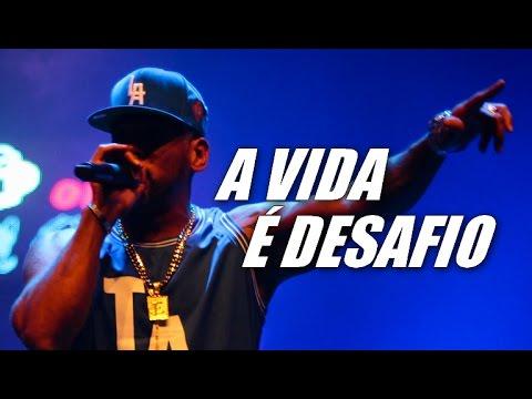 Edi Rock - A Vida é Desafio (Ao Vivo)