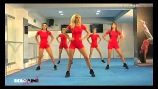 BODY LINE CLUB AEROBIK VEZBA 2