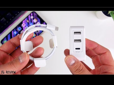 Best FAST CHARGING Setup for iPhone - w/SPEED TEST!!