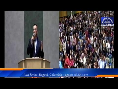 Enseñanza: En el evangelio se oye y se obedece - Las Ferias, Bogotá IDMJI