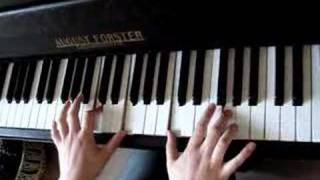 Nightwish - Ever dream [piano intro]