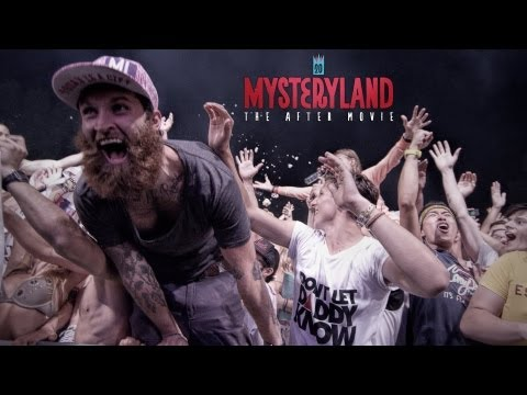 Official Aftermovie | Mysteryland 2013