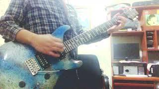 Peter Schilling - Major Tom (Guitar Cover)