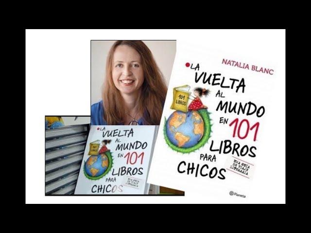 Entrevistamos a Natalia Blanc, periodista cultural y autora.