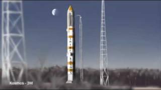 MAGION 1 - raketa