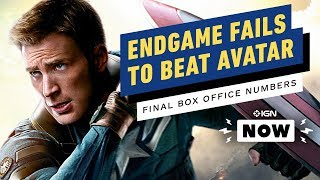 Avengers: Endgame Fails to Beat Avatar For Top Grossing Movie - IGN Now