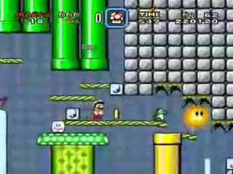 Automatic Mario Hack Kumikyoku [Working ROM + Music download!]