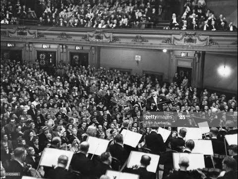 Eduard van Beinum - Schubert : Rosamunde ~Entr'acte No.3, Ballet music No.2 (1940)