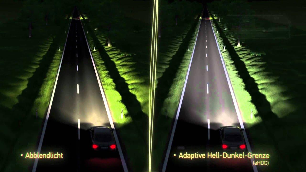 Adaptive Hell Dunkel Grenze Optimale Reichweite Des