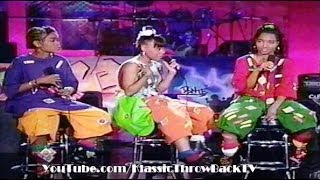 "TLC ""Baby Baby Baby"" [Arsenio Hall Show] (1992)"