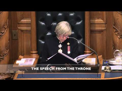 2014 Speech from the Throne