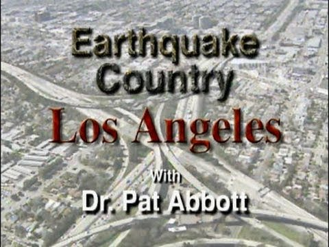 Earthquake Country Los Angeles