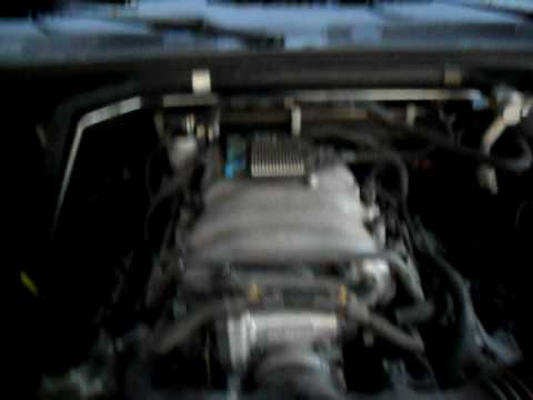 2000 3 2 Isuzu Rodeo Engine Tick Knock Youtube