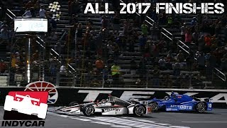 IndyCar - 2017 - All Finishes thumbnail