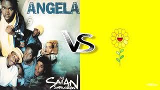 Angela X Amarillo - Saïan Supa Crew X J. Balvin (D-RIKE Mashup)