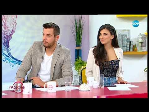 Антоанета Добрева-Нети: За баланса между половете - На кафе (11.07.2019)