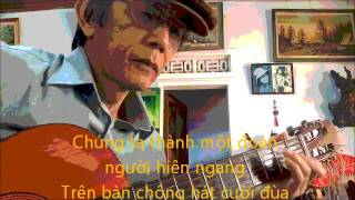 Việt Nam quê hương ngạo nghễ.Guitar...