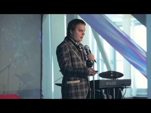 Digital Middle Ages: Yaroslav Trofimov At TEDxNovosibirsk