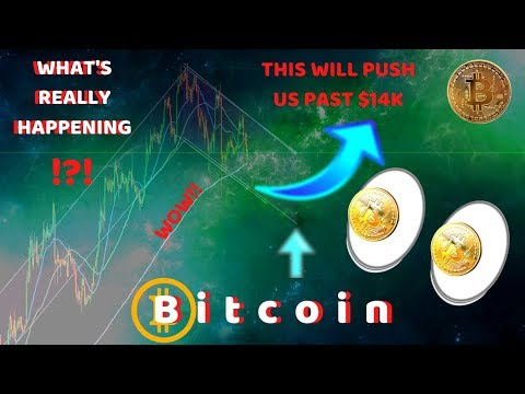 HERE'S WHAT'S HAPPENING!! ~ BITCOIN FORMING MYSTERY PATTERN | IT'S MUCH CRAZIER THAN THOUGHT!