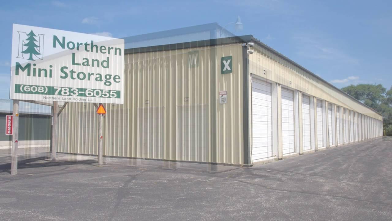 Charmant Northern Land Storage