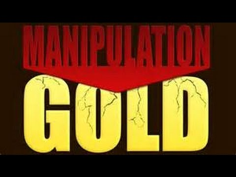 Gold Market Manipulation Getting More Evident and Ridiculous