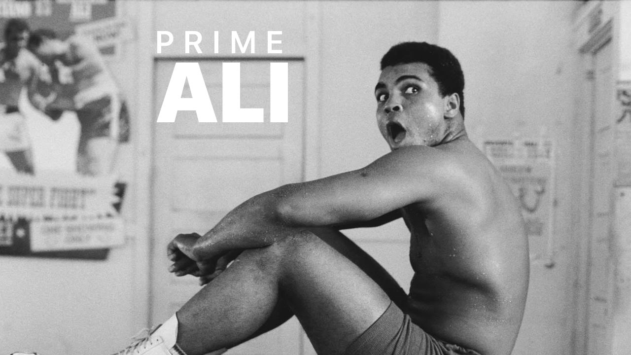 Muhammad Ali In His Prime - Blinding Speed