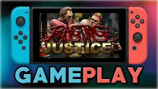 Raging Justice | First 15 Minutes | Nintendo Switch