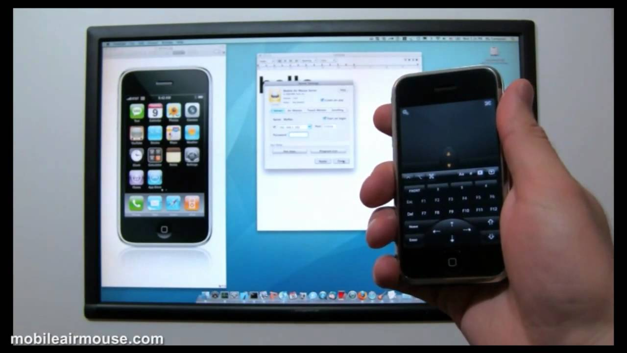 Mobile Mouse Pro 2 0 Demo