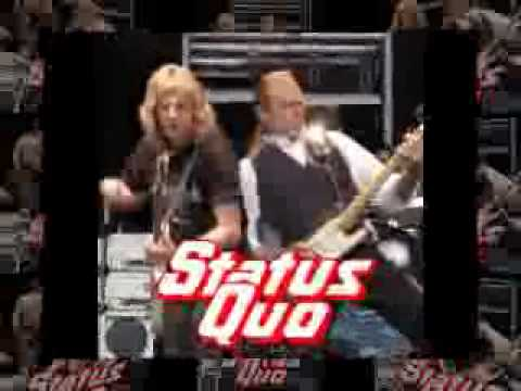 STATUS QUO.Everytime I think of you