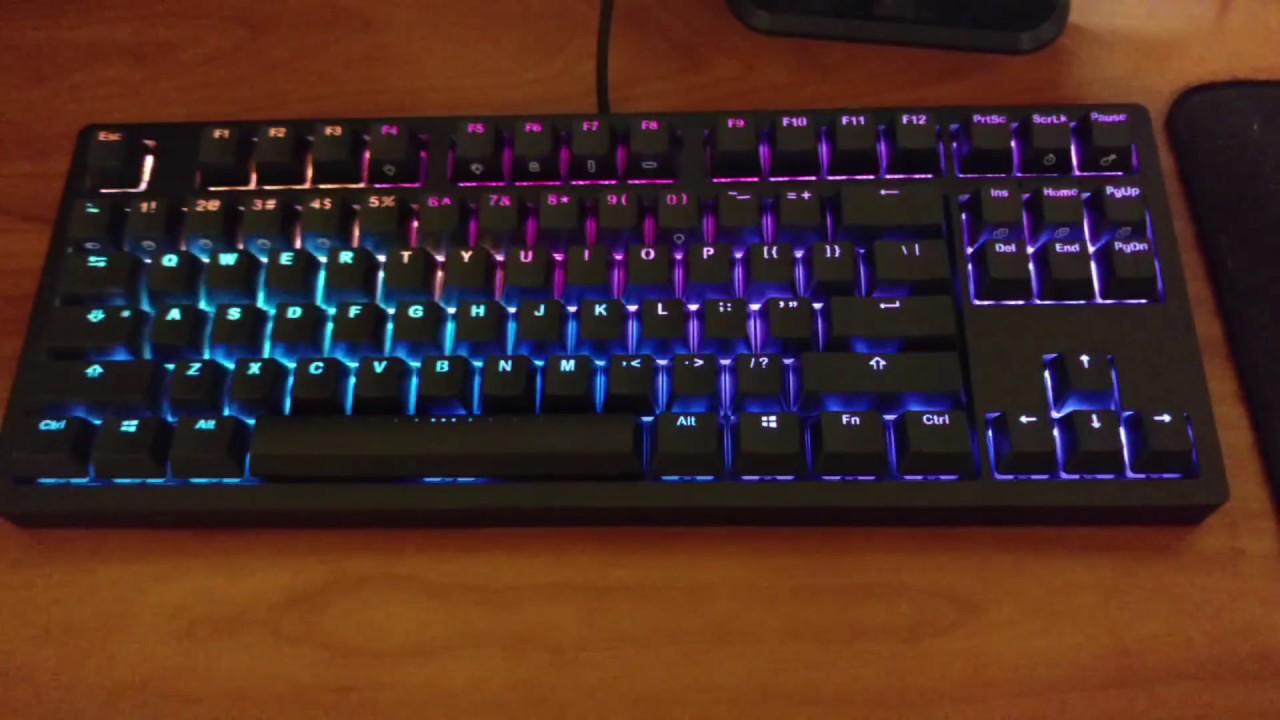 IKBC MF-87 mechanical keyboard
