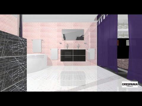 Dise o de dormitorio cuarto de ba o y vestidor youtube for Dormitorio 3x3