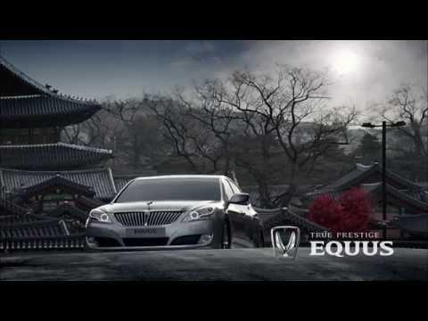 Hyundai Equus 2014 commercial korea