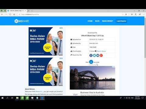 Instructions For Downloading UWorld Step 1 + Step 2 + Step 3 (2010-2019) On Website Mshare.io